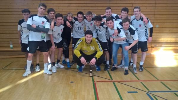 Saisonende der A-Jugend, Heimniederlage gegen Marktsteft, 3. Platz in der Landesliga Nord